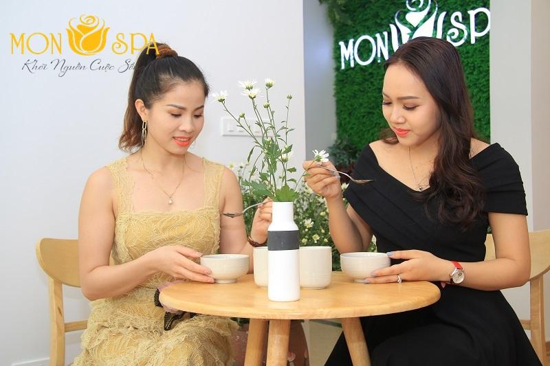 Mon Spa giảm giá gói dịch vụ CHỈ CÒN 99K chào mừng sự kiện khai trương