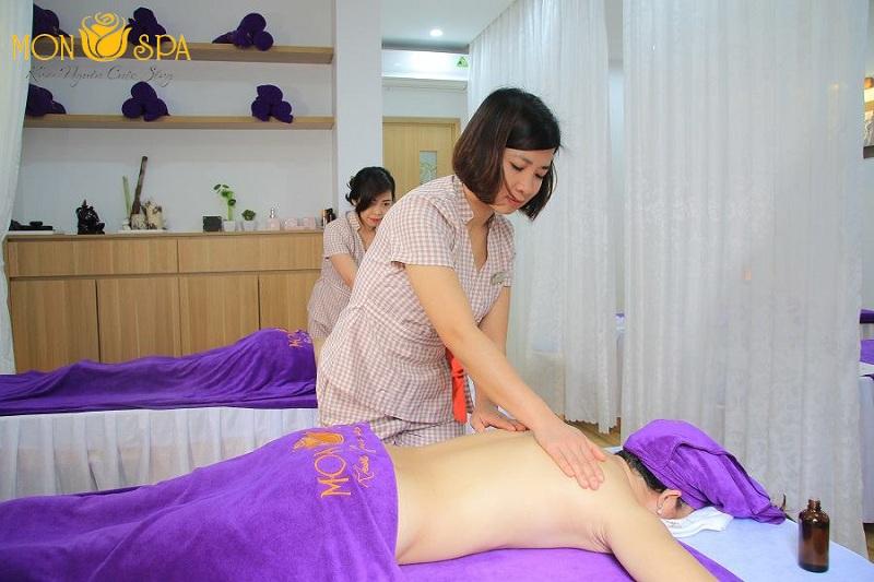 massage tại Mỹ Đình
