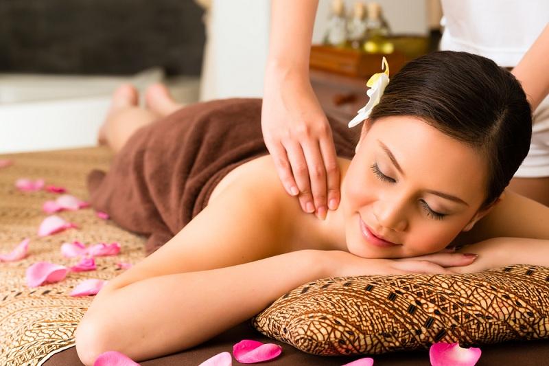 massage giảm cân