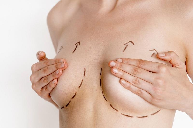 massage bầu ngực