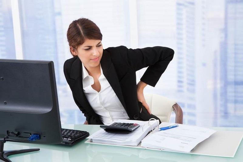 Dân văn phòng ngồi làm việc 8 tiếng một ngày - mệt mỏi, stress, đau mỏi làm sao để giải toả?