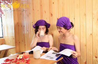 Bạn đã biết về những lợi ích tuyệt vời của xông ướt với sức khoẻ chưa?