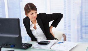 Dân văn phòng ngồi làm việc 8 tiếng một ngày – mệt mỏi, stress, đau mỏi làm sao để giải toả?