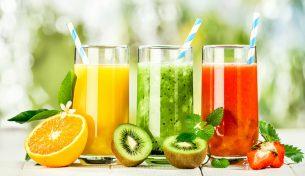 Giải nhiệt mùa hè – Tốt dáng – Đẹp da với 8 loại nước ép hoa quả