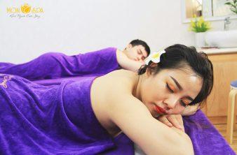 Cân bằng thể trạng, tinh thần tươi mới nhờ Massage Body tại Mon Spa