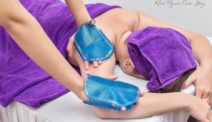 Massage chải thông kinh lạc và những lợi ích có thể bạn chưa biết