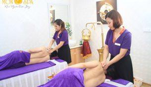 Những tác dụng tuyệt vời của massage Cổ vai gáy với dân văn phòng