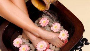 Lợi ích của massage chân đối với sức khỏe